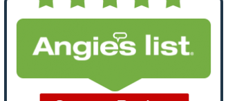 We Love Our Angie's List Customers!